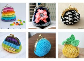 Crocheted Coin Purse Free Patterns