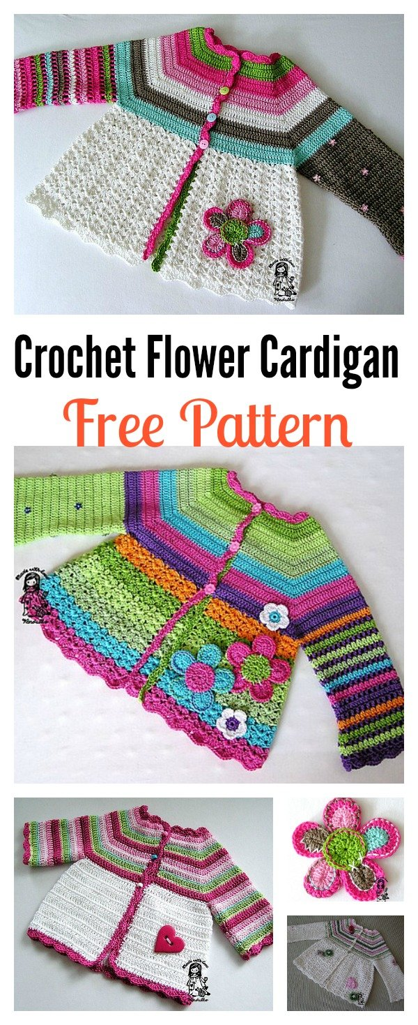 Flowy Cardigan Pattern 83