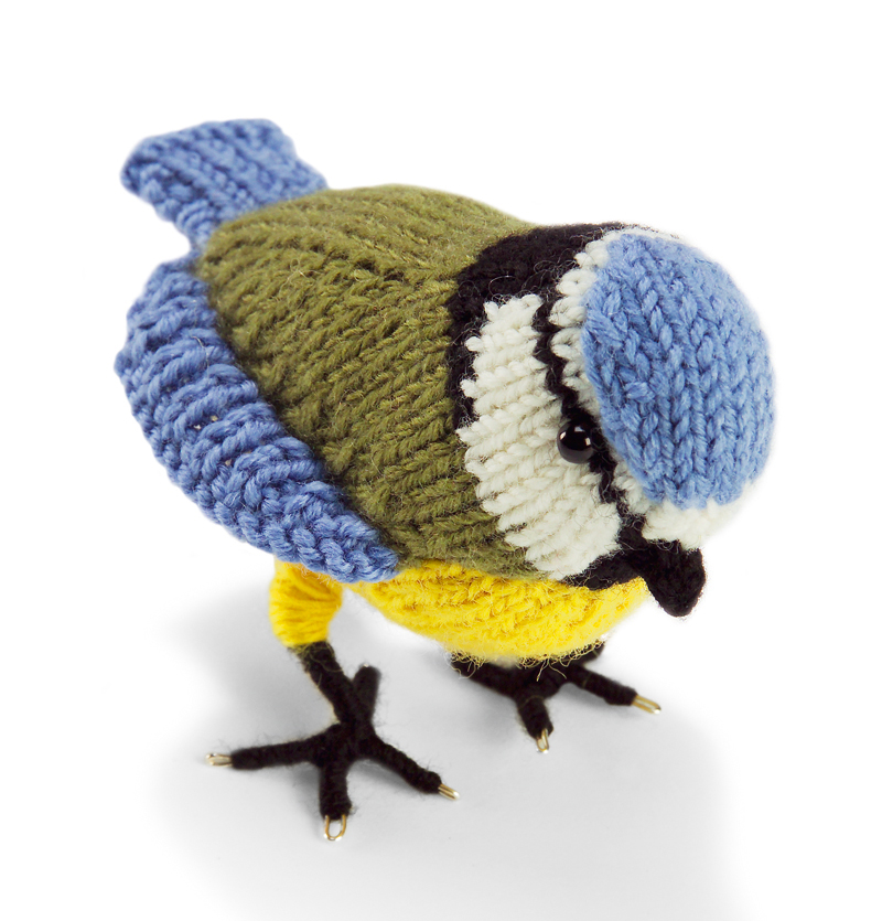Knit Bird Free Pattern