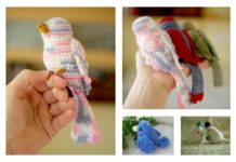 Amazing Crochet Bird Amigurumi Free Patterns pattern