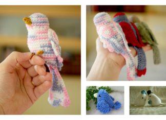 Amazing Crochet Bird Amigurumi Free Patterns pattern