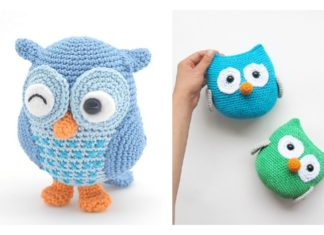 Crochet Amigurumi Owl Free Patterns
