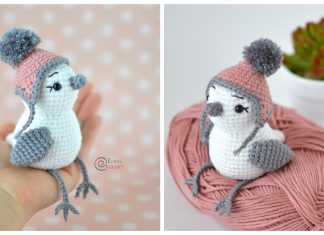 Crochet Bird Free Patterns