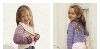 Crochet Circle Jacket Free Patterns