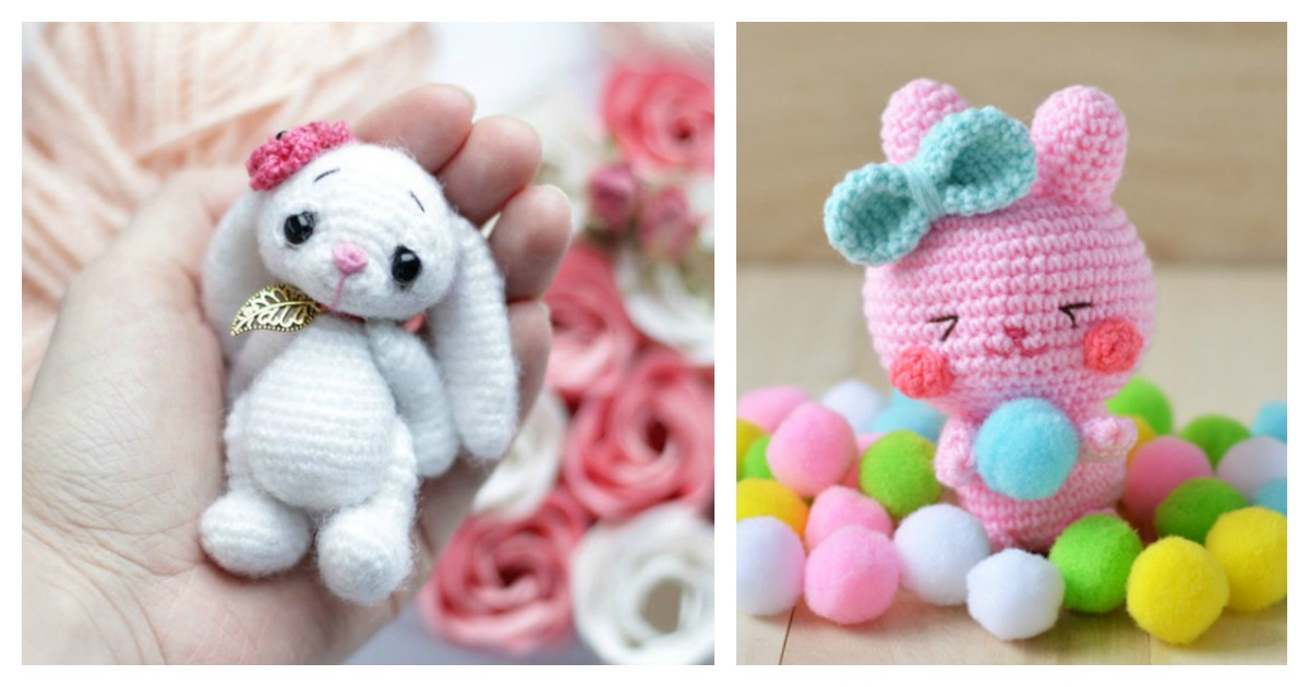 Free Amigurumi Bunny Crochet Patterns Unique Amigurumi Free Pattern