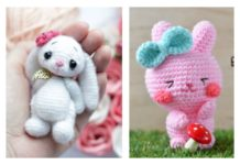 Free Amigurumi Bunny Crochet Patterns