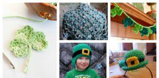 St. Patrick's Day Crochet Free Patterns
