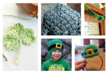St Patricks Day Crochet Free Patterns