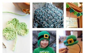 St Patricks Day Crochet Free Patterns