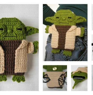 Star Wars Phone Case Crochet Patterns