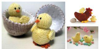 Chick Free Knitting Patterns