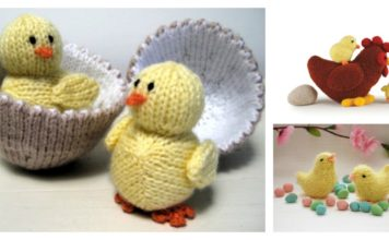 Chick Free Knitting Patterns