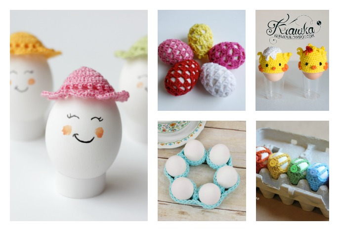 Crochet Easter Egg Cozy Free Patterns Cool Creativities
