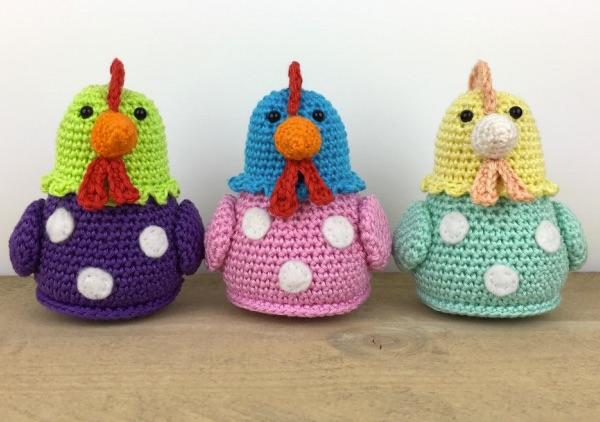 Rooster Crochet Amigurumi Patterns