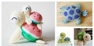 Crochet Turtle Amigurumi Free Patterns