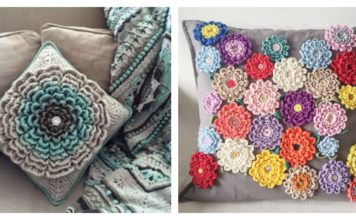 Never Ending Wildflower Crochet Free Patterns and Projects