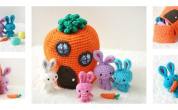 Free Crochet Rabbit Pattern
