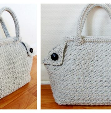 Derek Bag Free Crochet Pattern You Should Love