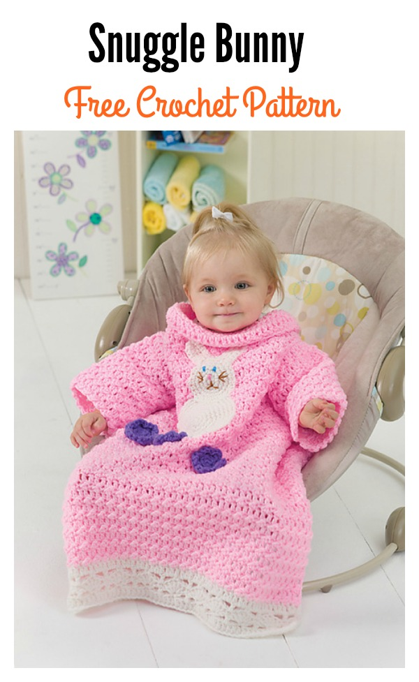 Free Snuggle Bunny Crochet Pattern Cool Creativities