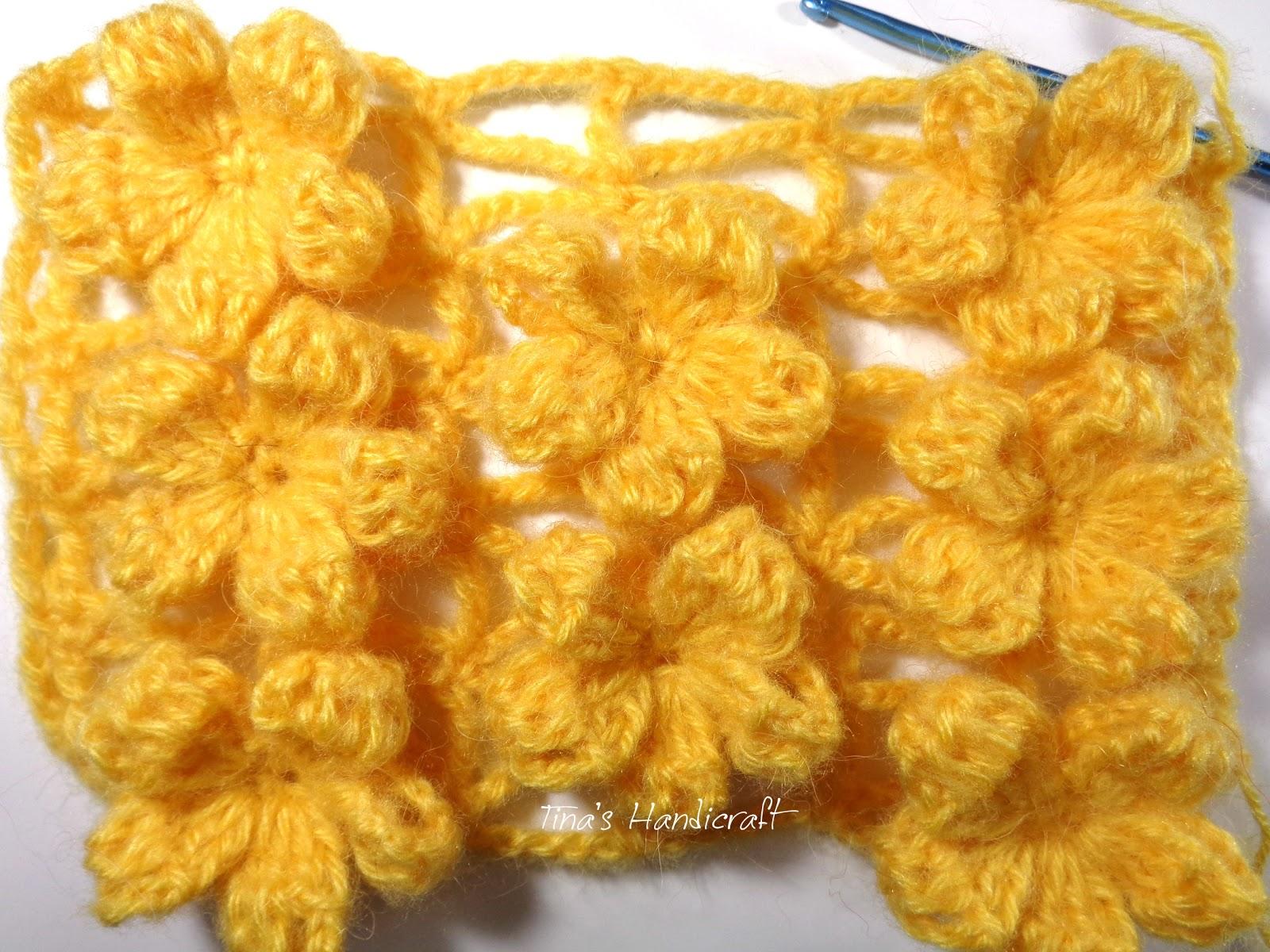 Free Crochet Flower Patterns New Decorating