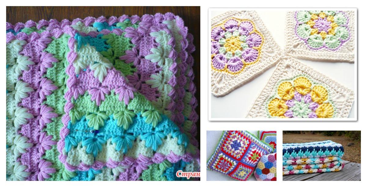Beautiful Spike Stitch Crochet Free Patterns And Projects
