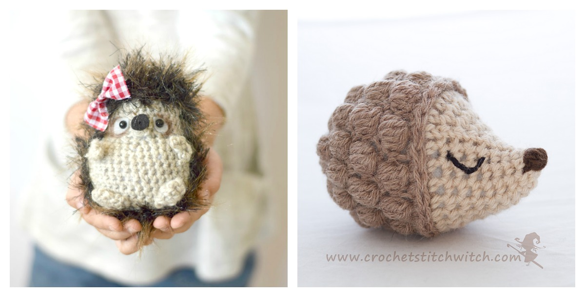 Free Amigurumi Patterns Online : Crochet Hedgehog Amigurumi Free Patterns