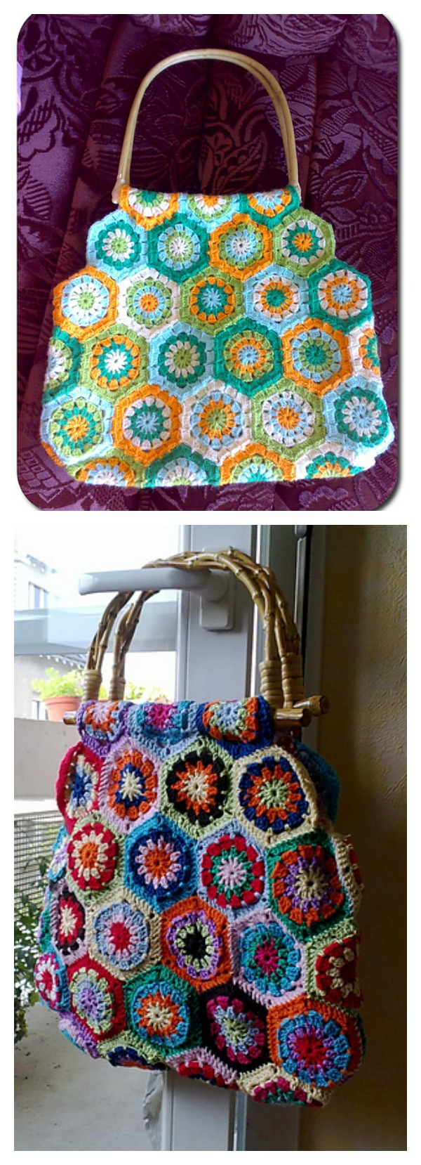 Crochet Grab Bag Pattern : 8 Mothers Day Gift Free Crochet Patterns