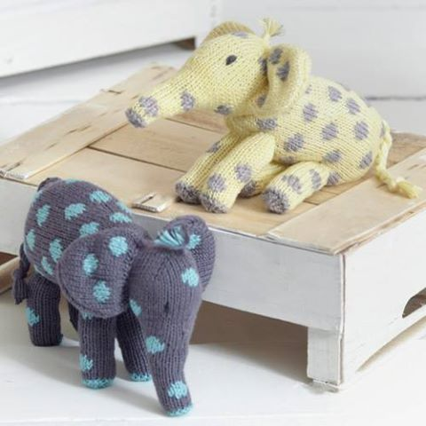 Free Elephant Toy Knitting Pattern Cool Creativities