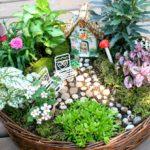 How To Make A Mini Fairy Garden