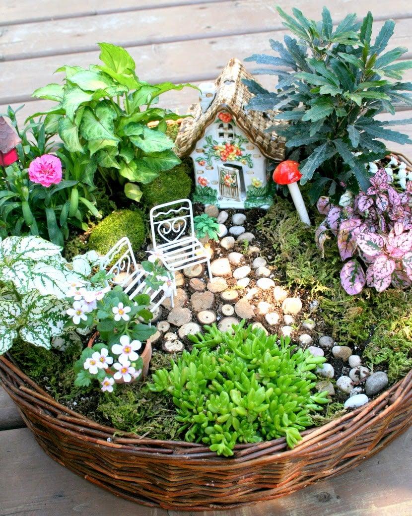 8 amazing miniature fairy garden diy ideas for How to create a garden