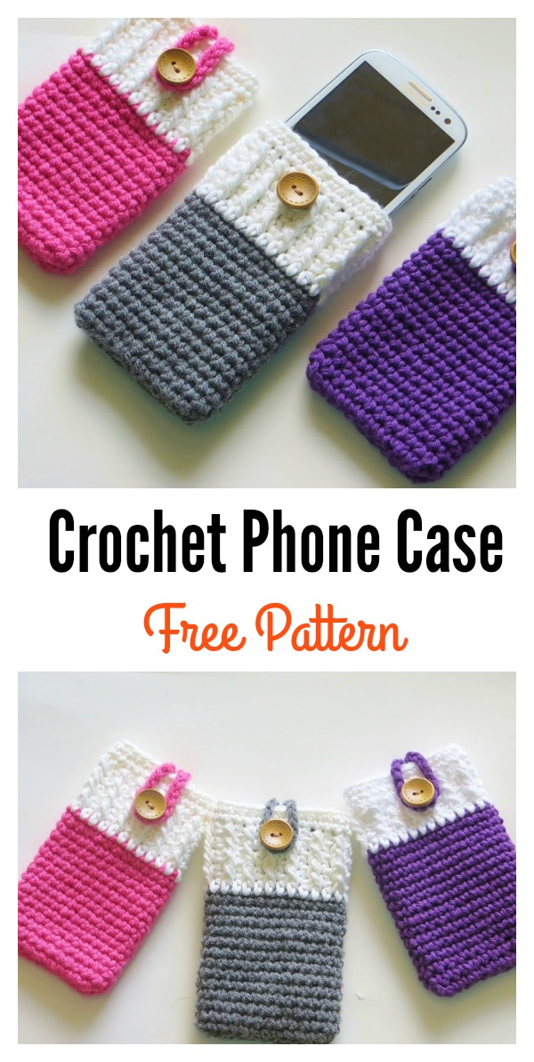 8 Mother's Day Gift Free Crochet Patterns