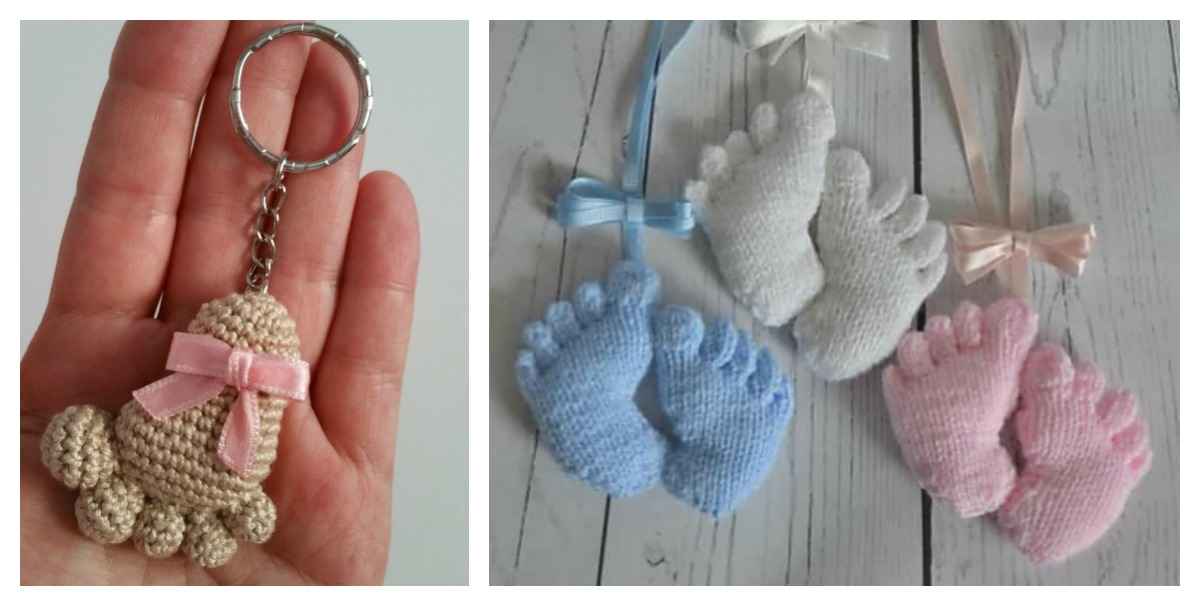 Amigurumi Baby Footprints Patterns Awesome Baby Patterns