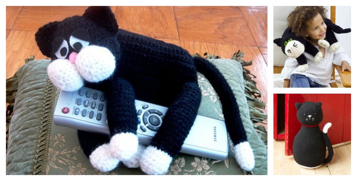 Creative Free Crochet Cat Patterns