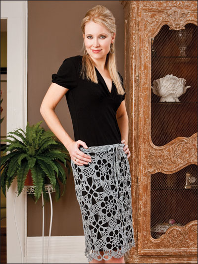 Crochet Exploded Lace Skirt Free Pattern Cool Creativities
