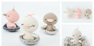 Free Amigurumi Duck Crochet Patterns
