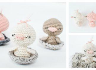 Free Amigurumi Duck Crochet Patterns