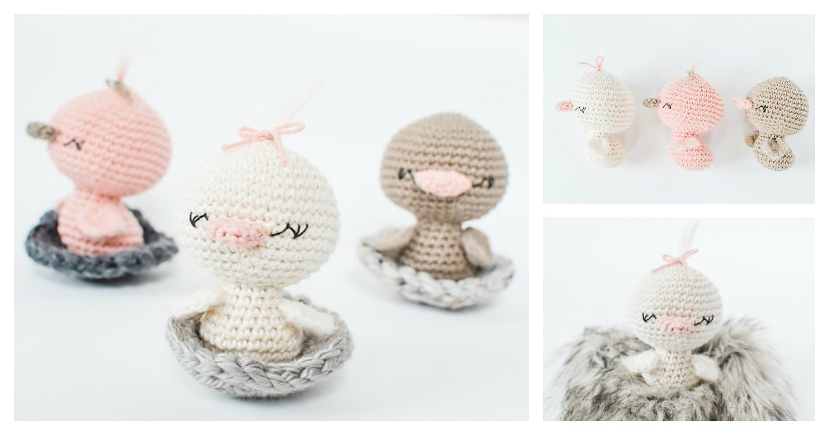 Webby Duck amigurumi pattern - Amigurumi Today   630x1200
