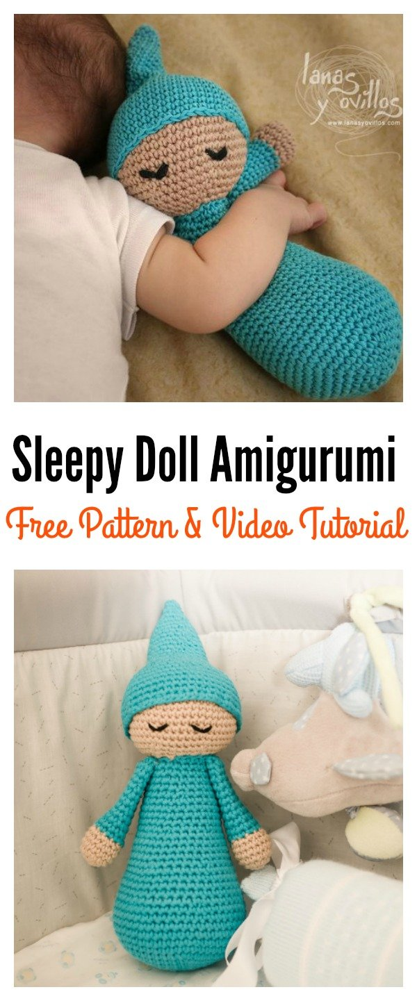 AMIGURUMI ONE PIECE DOLL - YouTube | 1441x600