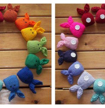 Catnip Bunny Free Knitting Pattern