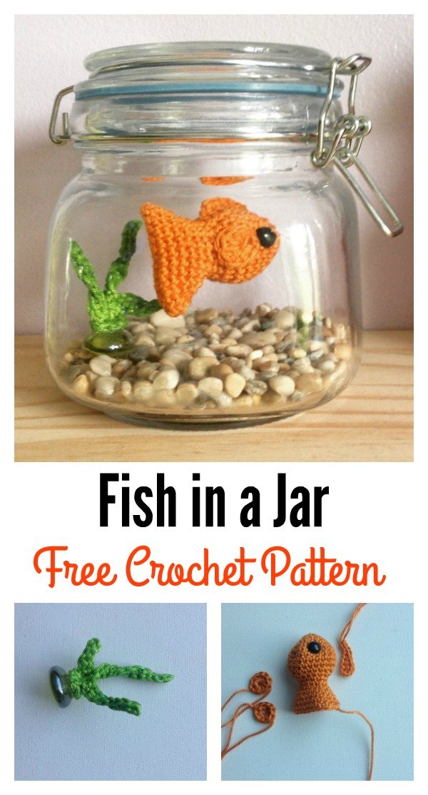 Fish Amigurumi Free Patterns In A Jar