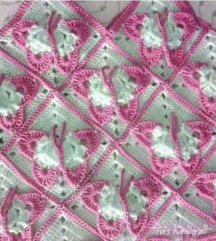 Stunning Crochet Butterfly Blanket Patterns You Can Try
