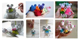 Free Mini Mouse Crochet Patterns