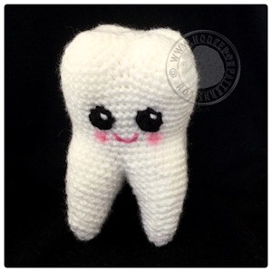 Free Crochet Pattern Tooth Fairy Pillow : Free Tooth Fairy Crochet Patterns