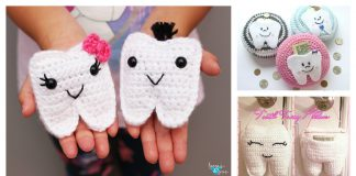 Free Tooth Fairy Crochet Patterns