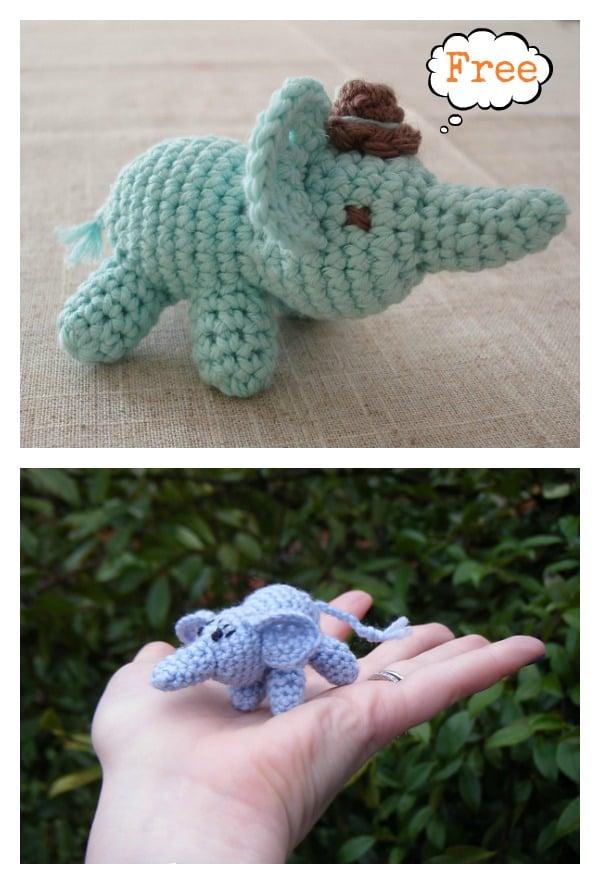 Cuddle Me Elephant crochet pattern - Amigurumi Today | 884x600