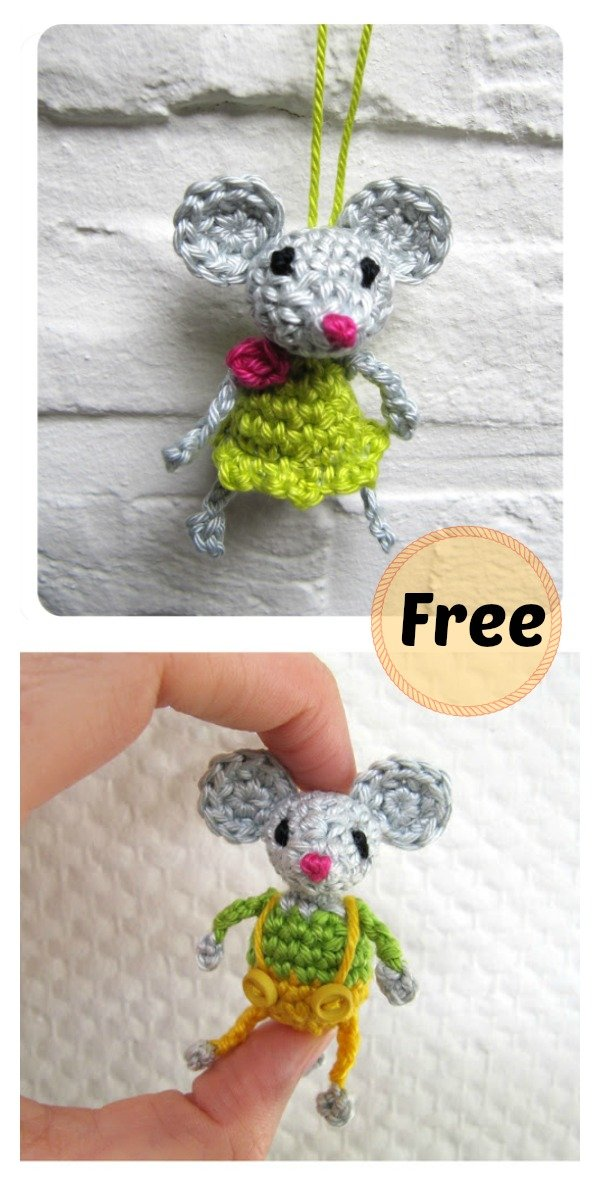 Cute Tiny Mice – Craft Ideas | 1194x600