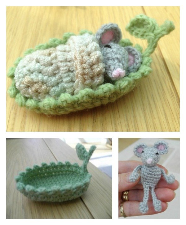 Free Mini Mouse Crochet Patterns