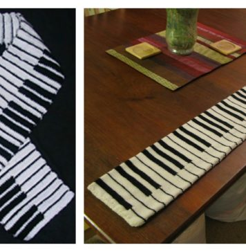 Knitting Pattern Piano Keyboard : Knit Archives - Page 2 of 6 - Cool Creativities