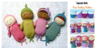 Cute Amigurumi Baby Doll Knitting Patterns