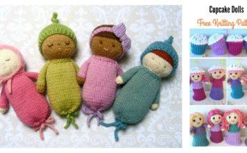 Cute Amigurumi Baby Doll Knitting Patterns